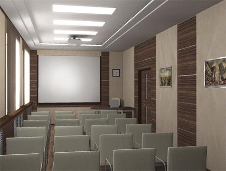 дизайн зала заседаний