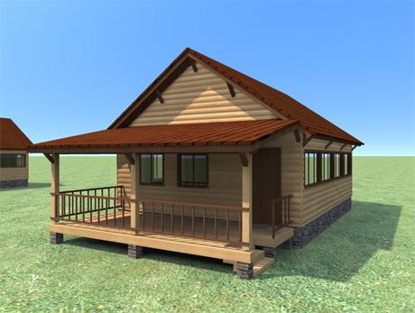 частный дом реконструкция